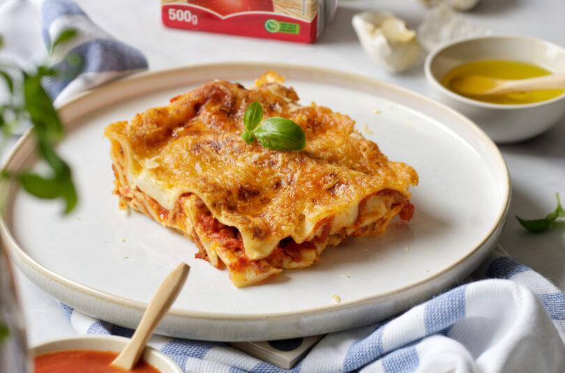 Meine Lasagne