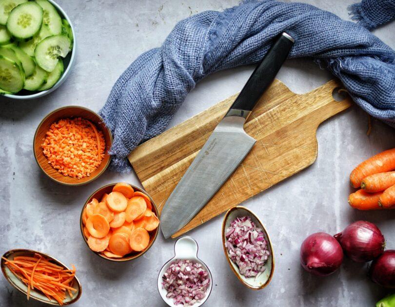 Das perfekte Messer